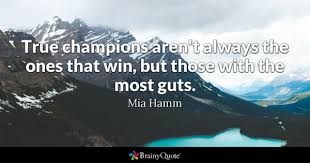 Champion Quotes Best Champions Quotes BrainyQuote