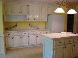 Refinished White Cabinets Alternative Refinishing Kitchen Cabinets Options