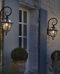french country outdoor lighting. fabulously french exterior - shutter, urns and topiary heaven country outdoor lighting h