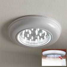 contemporarty living room lighting with cordless ceiling light remote battery operated complete remote control