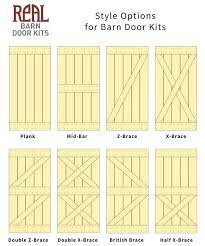 barn door patterns barn door design plans closet barn doors barn style doors barn door design