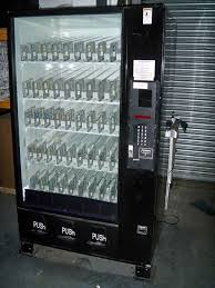 2nd Hand Vending Machine