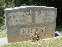 John Wesley Hicks Sr. (1890-1962) - Find A Grave Memorial