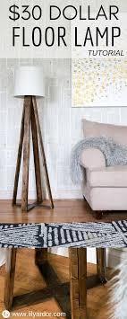 Diy Video Lighting Home Depot Diy Floor Lamp With Video Diy Flooring Diy Floor Lamp
