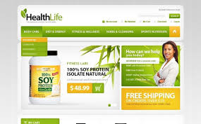 Products For Health Oscommerce Template