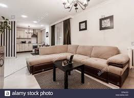 Flat Hall Design Minsk Belarus December 8 2017 Interior Of Modern Guest