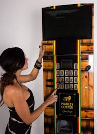Coffee Vending Machine Franchise Fascinating Marley Coffee Kiosk Distributor To Bring 4848 Units To Market