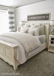 modern farmhouse style bedroom hello allison