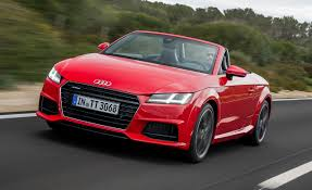 2016 Audi TT Roadster First Drive | Review | Car and Driver