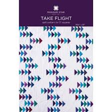 Take Flight Quilt Pattern by MSQC - MSQC - MSQC — Missouri Star ... & Take Flight Quilt Pattern by MSQC Adamdwight.com