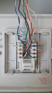 wiring cat5 wall socket preview wiring diagram • wiring cat5 wall plug explore wiring diagram on the net u2022 rh bodyblendz store category 5 cable vs category 6 wiring cat5 wall jack