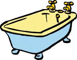 shower tub clipart. Bathtub Girls Shower Tub Clipart