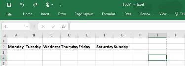excel calandar how to make a calendar template in excel
