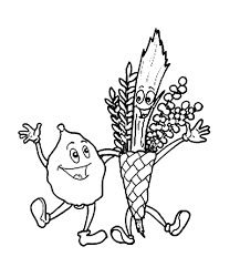 Art can be the ideal medium to teach your kids about culture, mythology, and religion. Sukkot Coloring Pages