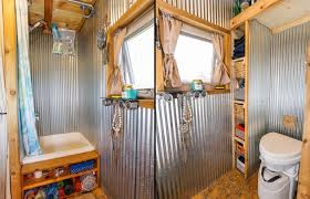 tiny house materials itemized list of and appliances 16x30 recycled materials tiny house sink ideas