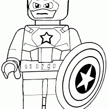 Small Picture Lego Avengers Coloring Pages Coloring Page Lego Avengers Coloring