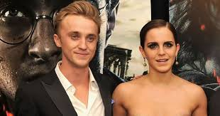 He has been acting since he was 8 years old at the suggestion of an actress friend of his family who recognized felton's theatrical. Emma Watson And Tom Felton Had A Harry Potter Reunion And Is It Love Purewow