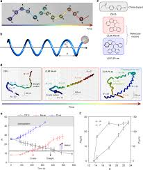 Reorientation behavior in the <b>helical</b> motility of light-responsive ...