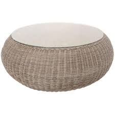 creative of round wicker side table large round wicker coffee table woven coffee table wicker side