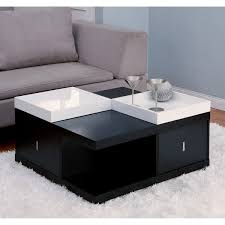america mareines black coffee table