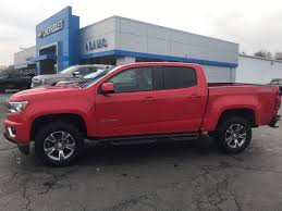 Z71 Adams In Grace 2019 New Colorado De Crew 4d Havre Cab Chevrolet 15157