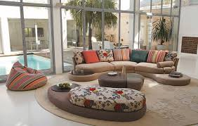 colorful living rooms. How To Find The Right Living Room Bean Bags : Enchanting Colorful Decoration Using Rooms R