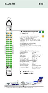 Dash 8 300 Seating Chart Lufthansa German Airlines Aircraft Seatmaps Airline