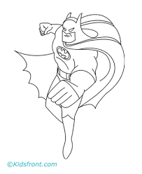 Small Picture batman cartoon coloring pages Adultcartoonco