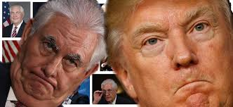 「trump and tillerson」の画像検索結果