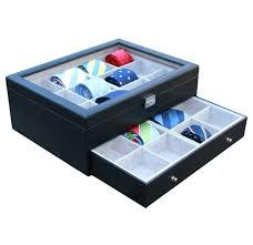 necktie storage boxes storage box for bow tie view larger tie storage box wood tie storage necktie storage boxes
