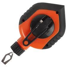 Набор <b>Archimedes</b>: <b>шнур разметочный</b> 30 м + порошок красный ...