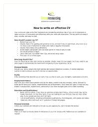 how do i write my cv tk category curriculum vitae