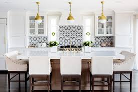 ballard designs kitchen transitional with l listed pendant lights