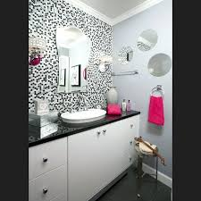 black and pink bathroom accessories. Pink And Gray Bathroom Accessories . Black L