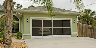 garage screen door slidersSide Slider Garage Door Screen SS30 EzeBreeze Side Slider Garage