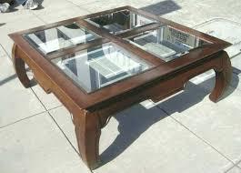 square espresso coffee table square coffee table glass top square espresso coffee table get stylish living