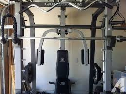 Golds Home Gym Must See For Sale In Besinpo Top