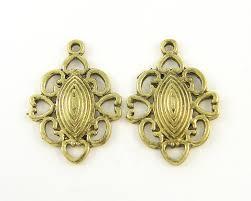 32 chandelier earring findings silver chandelier earring findings 31x25mm by organiccollective org