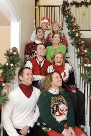 Christmas Family Photo 7 Vintage Family Christmas Photo Ideas Ugliest Christmas Sweaters