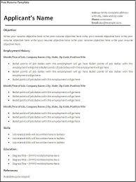 How To Put A Resume Template On Microsoft Word 2007 Lezincdc Com