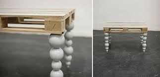 modern pallet furniture. Unique Creative Modern Pallet Table Idea Furniture E