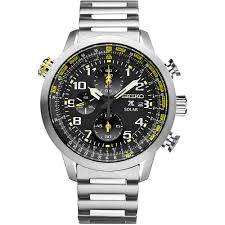 seiko ssc369 men s prospex solar chronograph watch 0