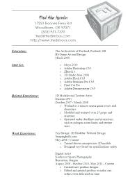 Ceramic Engineer Sample Resume Inspirational Artist Template Video