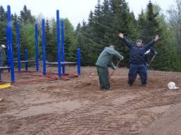 Let Them Be Kids - Hare Bay, NL.: Playground Pre-Build