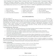 Sales Associate Resume Examples New Resume Sample Retail Also Sample Sales Associate Resume Resume