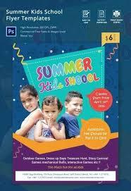 Play School Brochure Template Templates Download In Vector