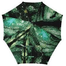 <b>Зонт</b>-<b>трость</b> из полиэстера <b>Original crystal</b> 90 см декор серия ...