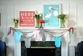 baby shower decoration ideas diy baby shower decoration ideas photo 1 diy baby boy shower centerpiece