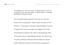 english essay gcse english marked by teachers com document image preview