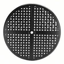 double lattice 42 round table top